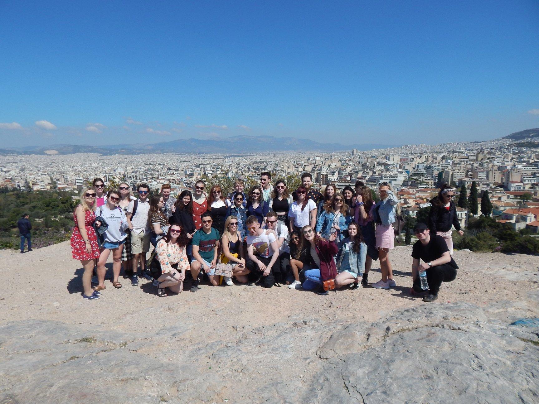 Athens Tour 2019