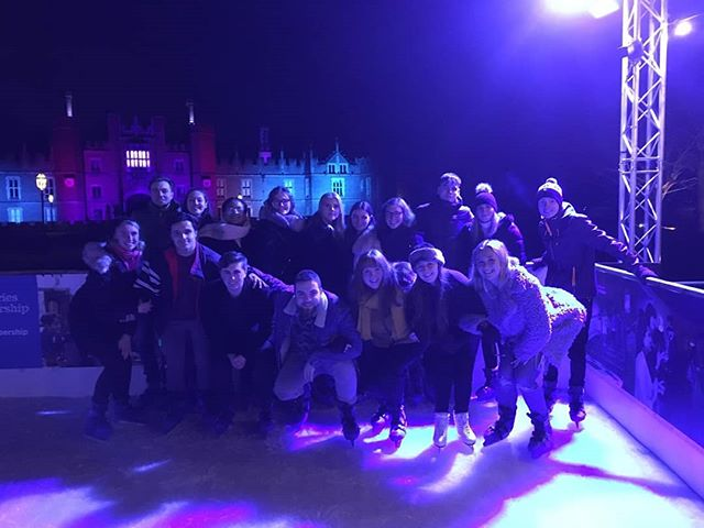 Hampton Court Ice Skating 2019