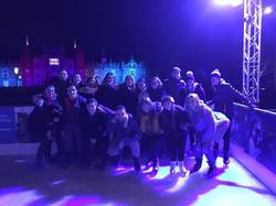 Hampton Court Ice Skating 2019