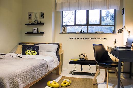 חדר שינה לנער