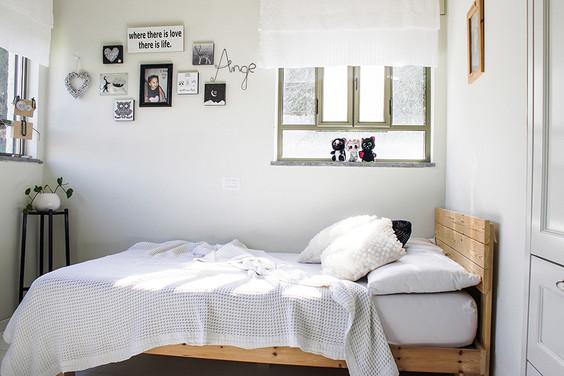 חדר שינה לנערה