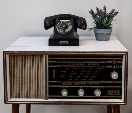 הרדיו של סבא שופץ וחודש