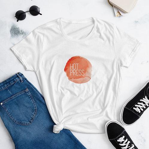 HOT PRESS - Women's short sleeve t-shirt
