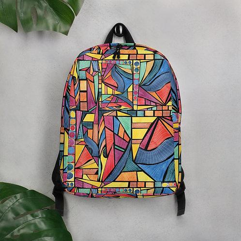 Color is Good! - Minimalist Backpack