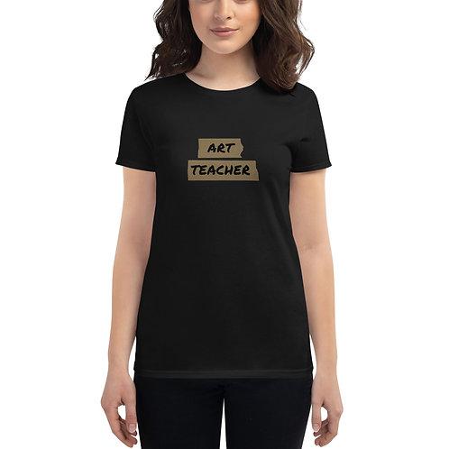 ART TEACHER - Women's short sleeve t-shirt