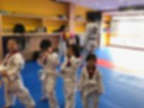 新宿 テコンドー 子ども 運動教室