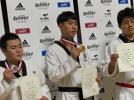第11回全日本テコンドー選手権大会