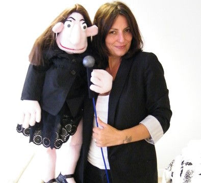Big Brother UK Puppets and Props
