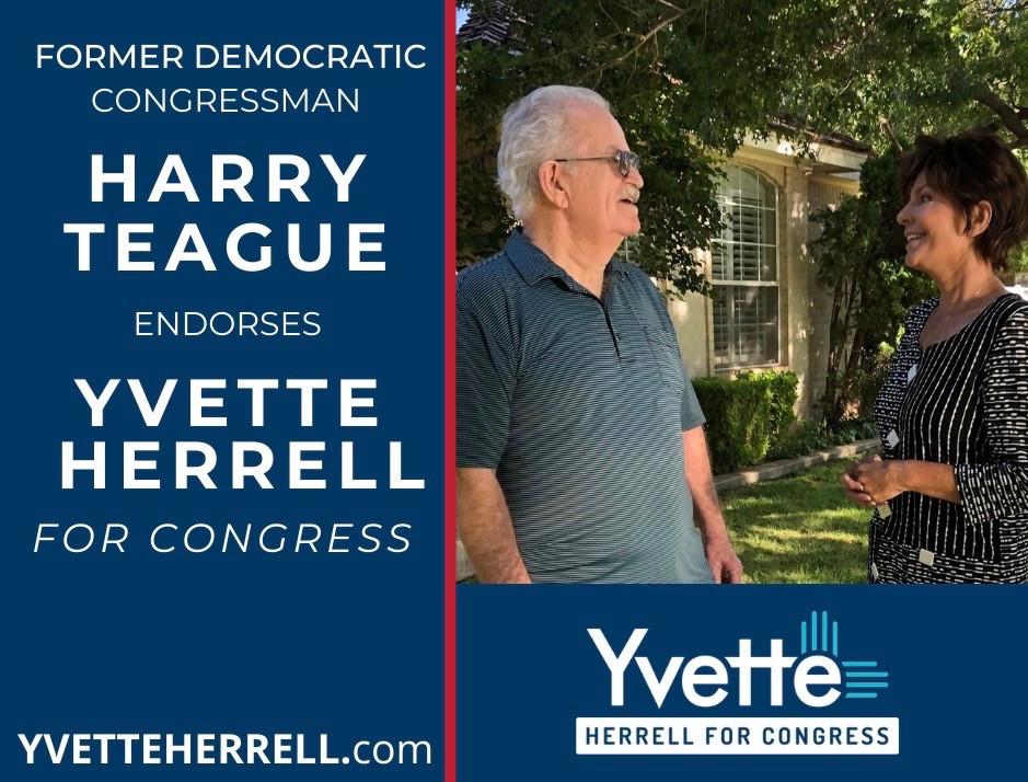 Yvette | Harry Teague