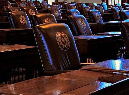 State Rep. Dennis Paul and State Senator Bryan Hughes- 2019 Legislators Of The Year