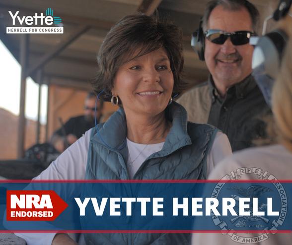 Yvette: NRA
