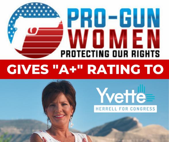 Yvette: Pro-Gun Women