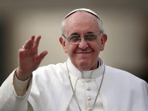 Papa Francisco pede para levar alegria e acompanhar os cristãos que se afastaram da fé