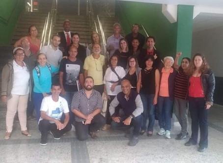 Conselho Municipal de Saúde em Contagem/MG realiza capacitação