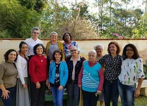 As Servas celebram a festa da Santíssima Trindade na Casa de Retiros e Hospedaria Ermida