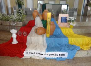 12º Encontrão de Catequistas e o 1º da Dimensão Litúrgica da Diocese de Amargosa