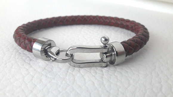 Horseshoe Old Brown