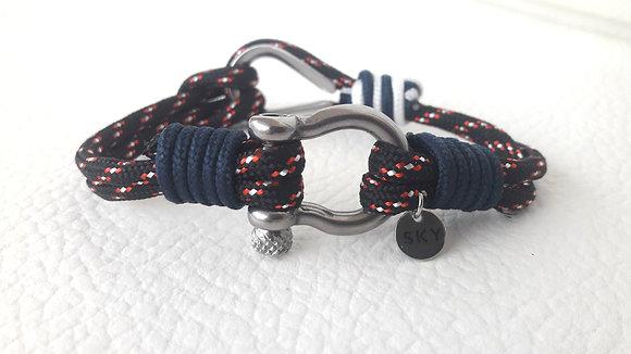 Sailor Fashion - Navy Black