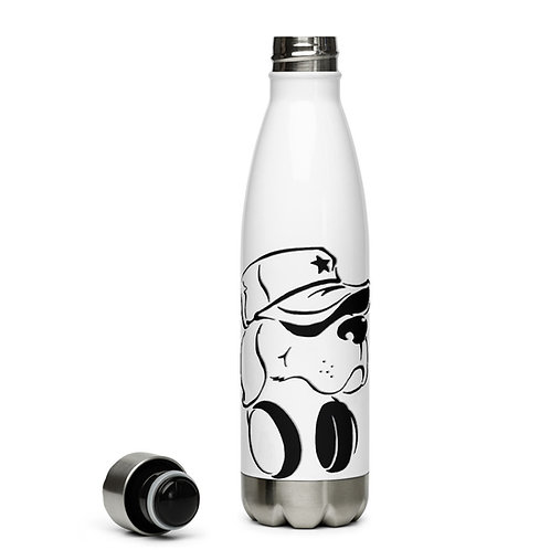 Raw Dog Stainless Steel Water Bottle