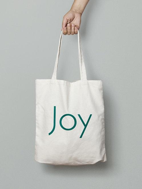 Сумка из экохлопка Joy