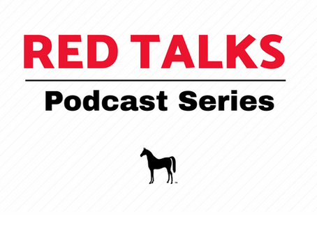 Season 1 - Red Talks Podcast Series Available now on Youtube