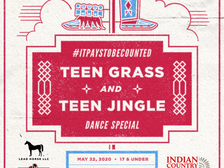 Lead Horse and Mini-Moccasins to Host $1,200 Virtual Dance Special