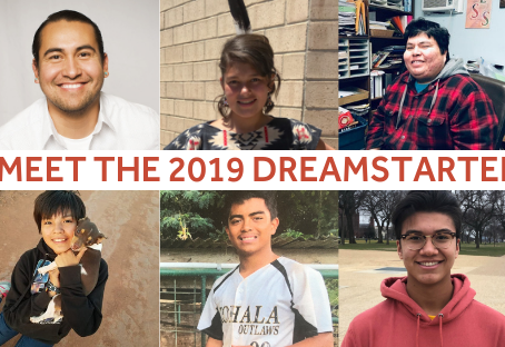 Freddy Gipp and Lead Horse LLC named 2019 Dreamstarter; receiving $10,000 grant award