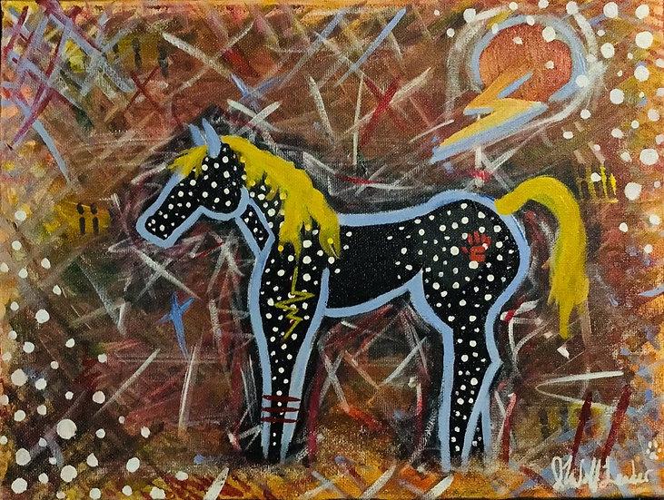 Thunder Horse (Prints)