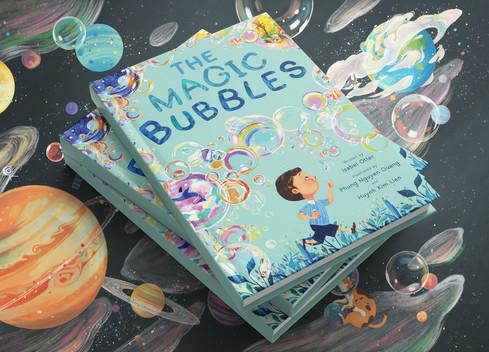 THE MAGIC BUBBLES
