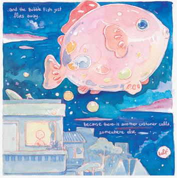 Bubble Fish Private Room