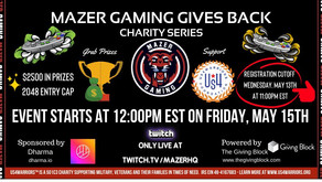 Mazer Gaming Supports Us4Warriors