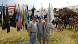 Warrior Volunteer Force Tag Team