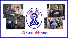 Elks Lodge Partners with Us4Warriors to help homeless warriors and their families