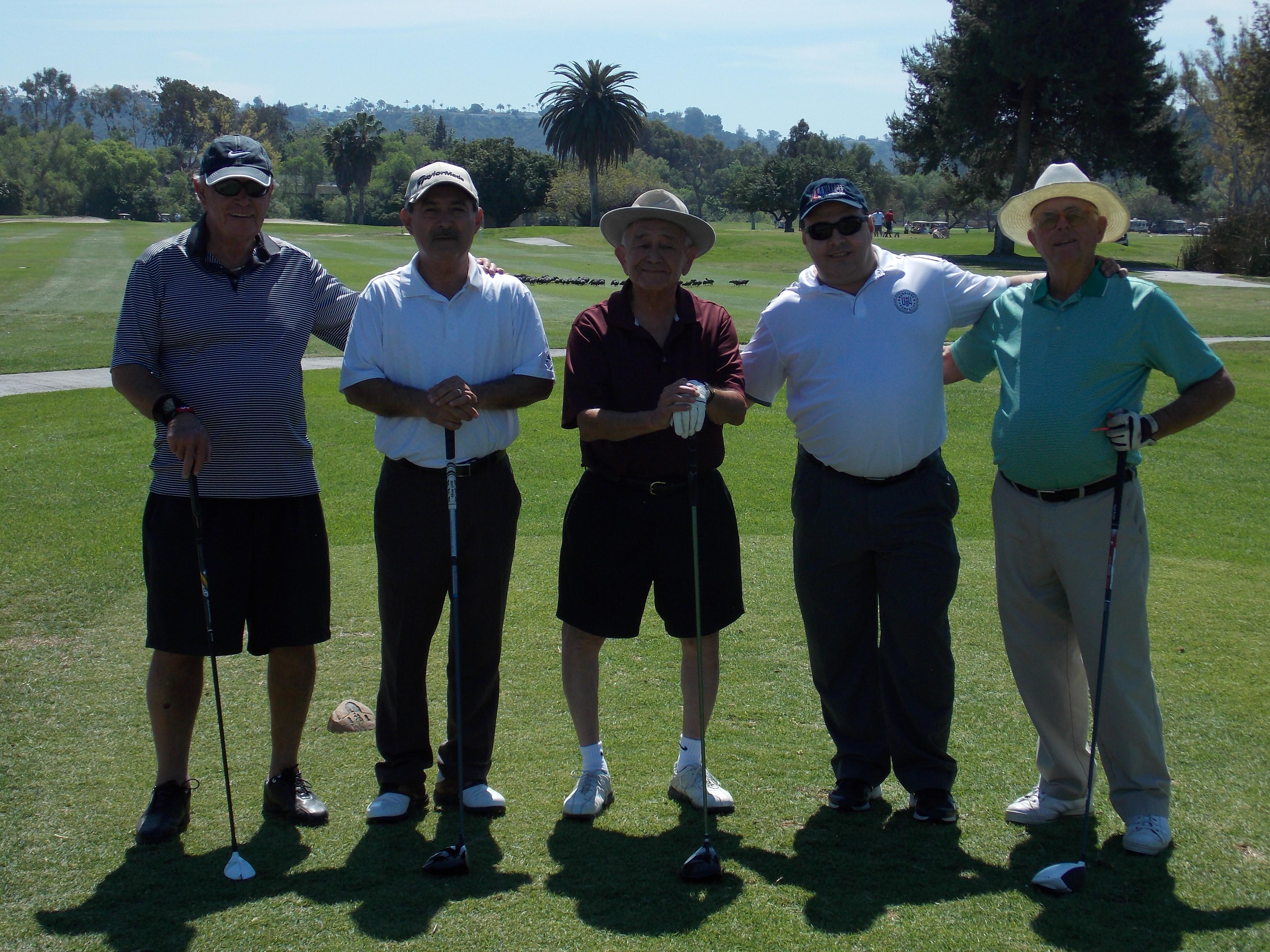 Us4Warriors Battle Bogey Golf 28 Mar 201