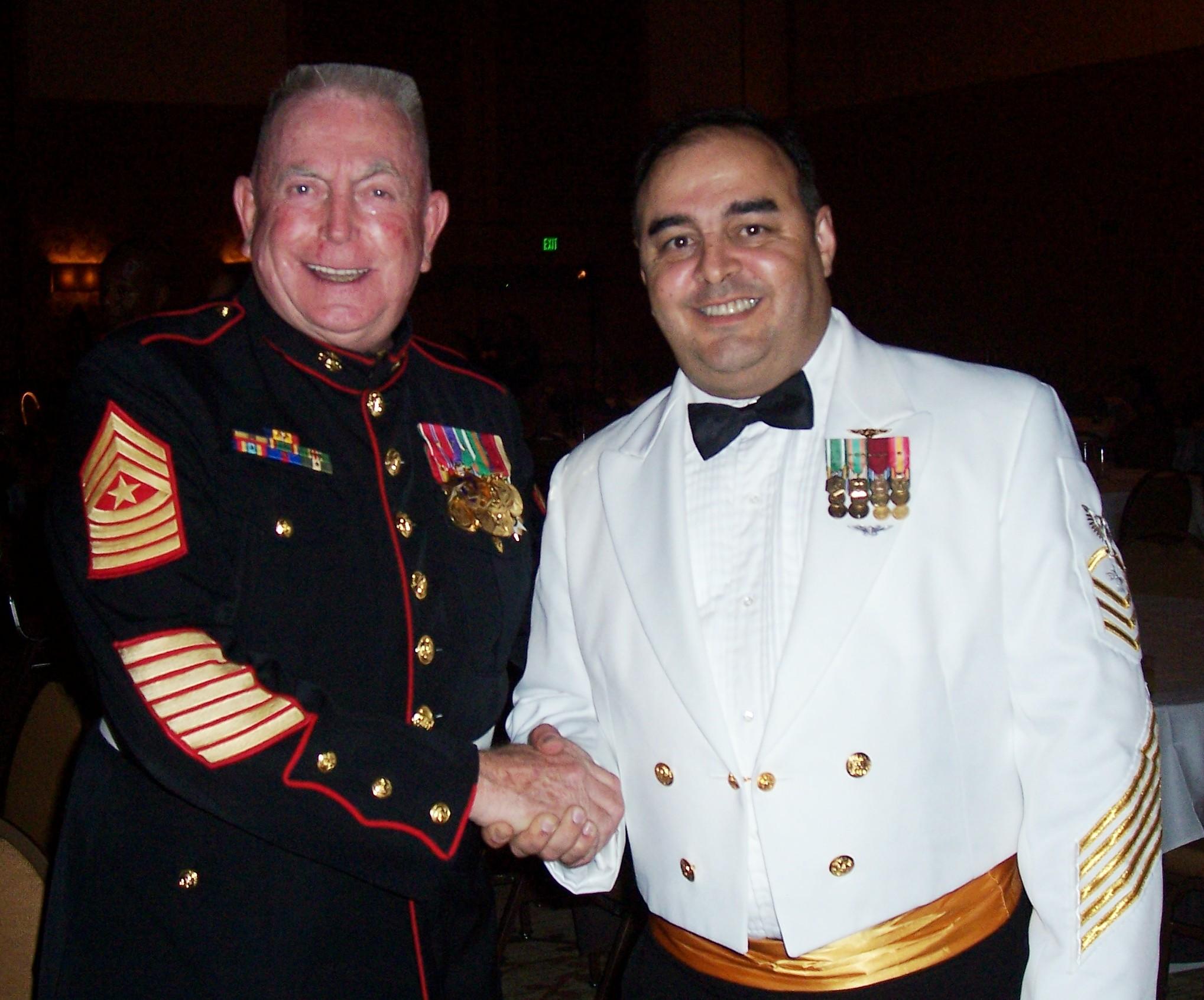 Marine Corps Ball 2009