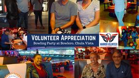 Volunteer Appreciation Night