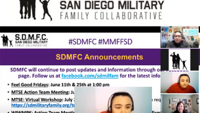 Food Program Assistant Featured on May 2021 SDMFC Panel