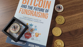 The Us4Warriors cryptocurrency experience in print