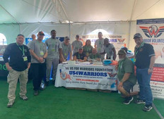 Warrior Volunteer Force at North County Stand Down