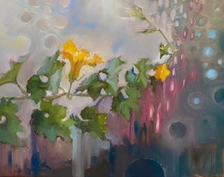 Squash Blossoms by Stephanie Spay