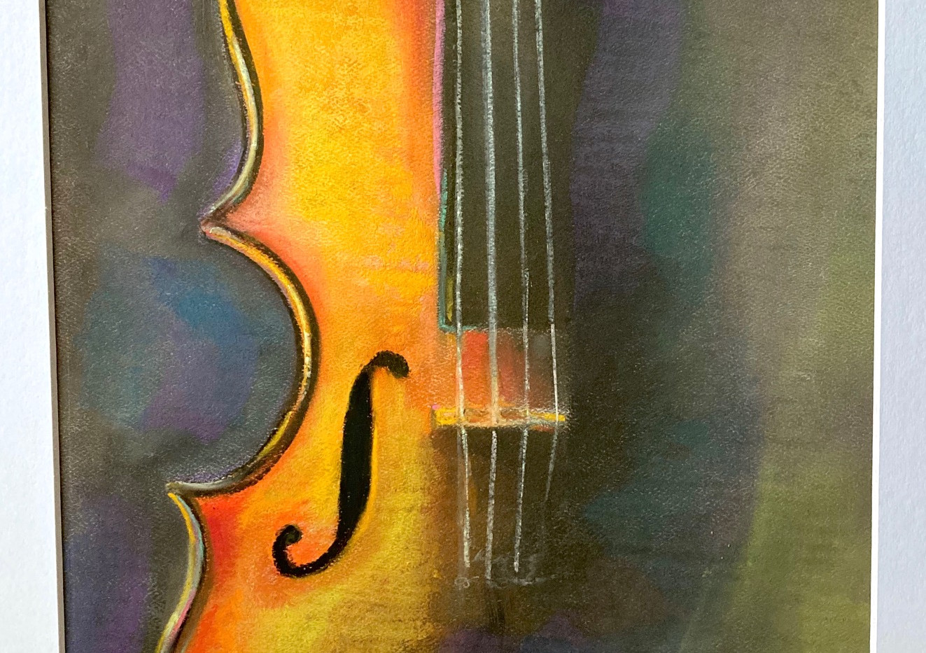 Leslie Ober, Shady Violin