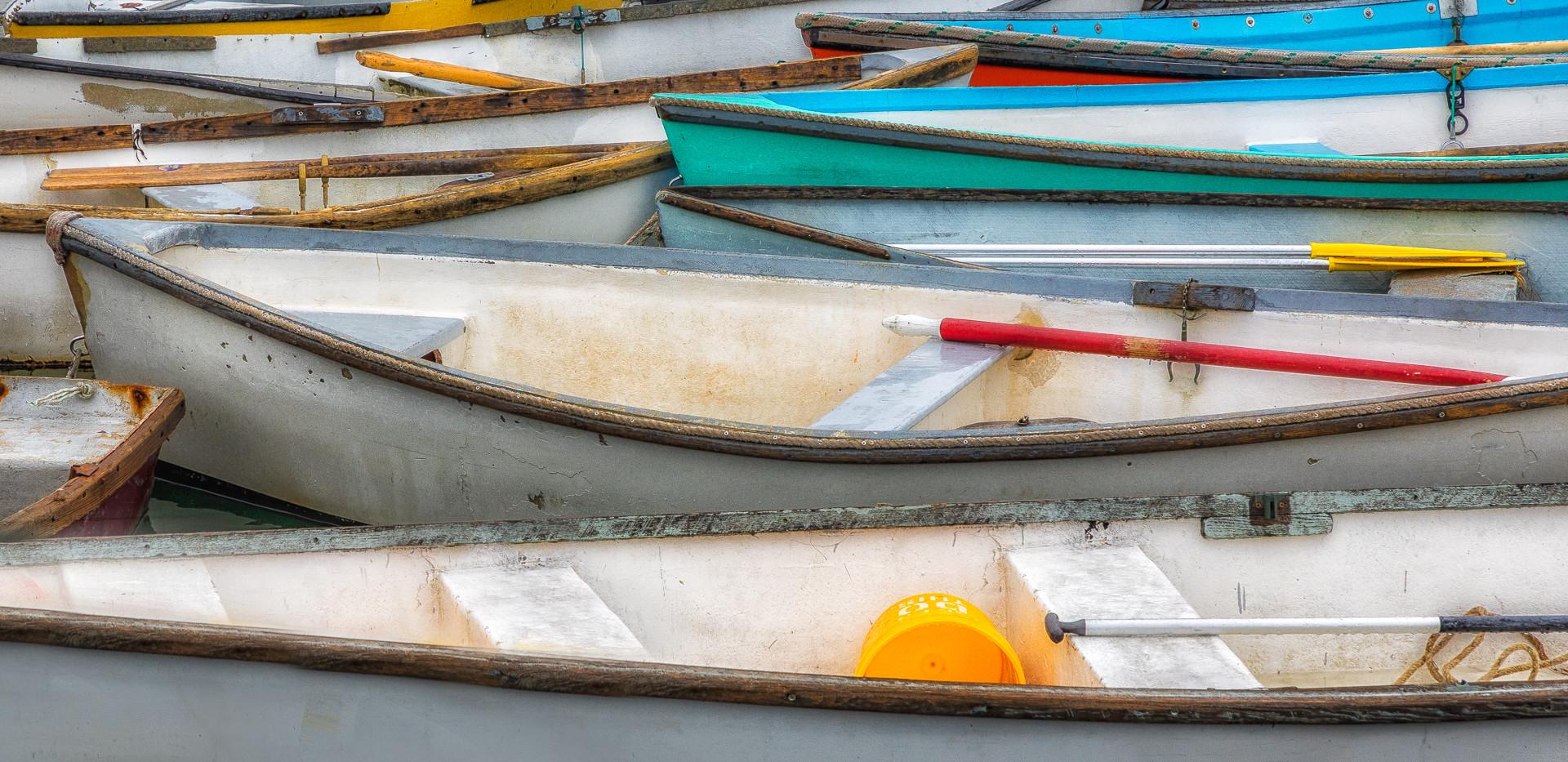 Michael Jack, Lobsterboat Dinghies
