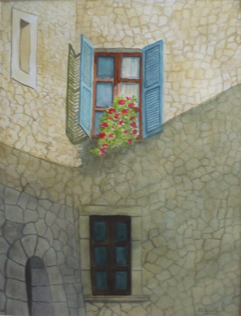Windows - Elaine Wolfe