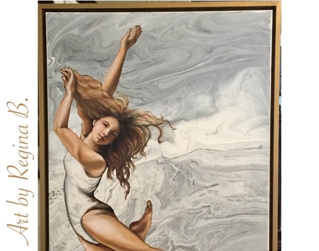 Regina Bunting, Passion
