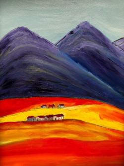 Antonio Menendez, In the Mountains of Pr