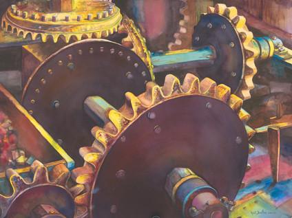 Grinding Gears by Robert Bratton