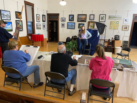 Figure Drawing to return in March