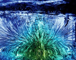 Bubbling Spring by Melinda Hamilton