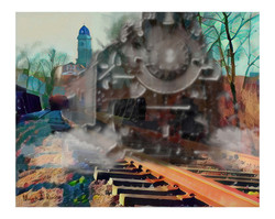 Mark Rouse, Disappearing Railroad