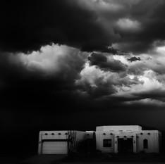 Eerie sky by Kim Holmes